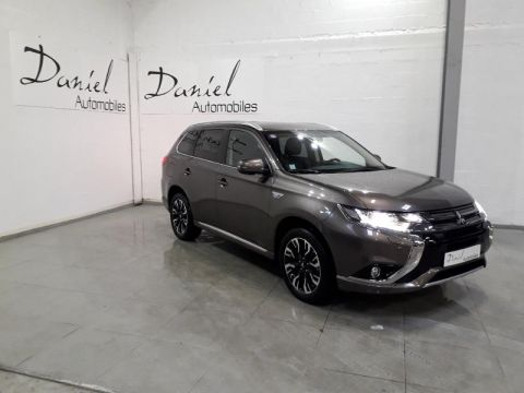 MITSUBISHI Outlander PHEV Hybride rechargeable 200ch Intense Style